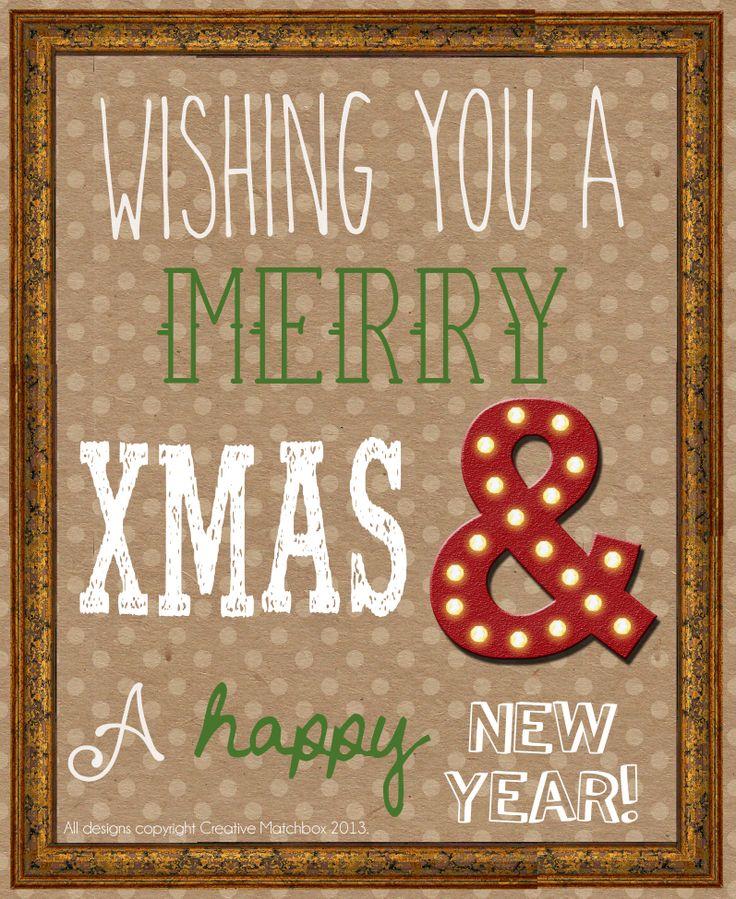 Merry Xmas from Creative Matchbox!