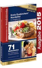Gutscheinbuch Kreis Euskirchen / Nordeifel