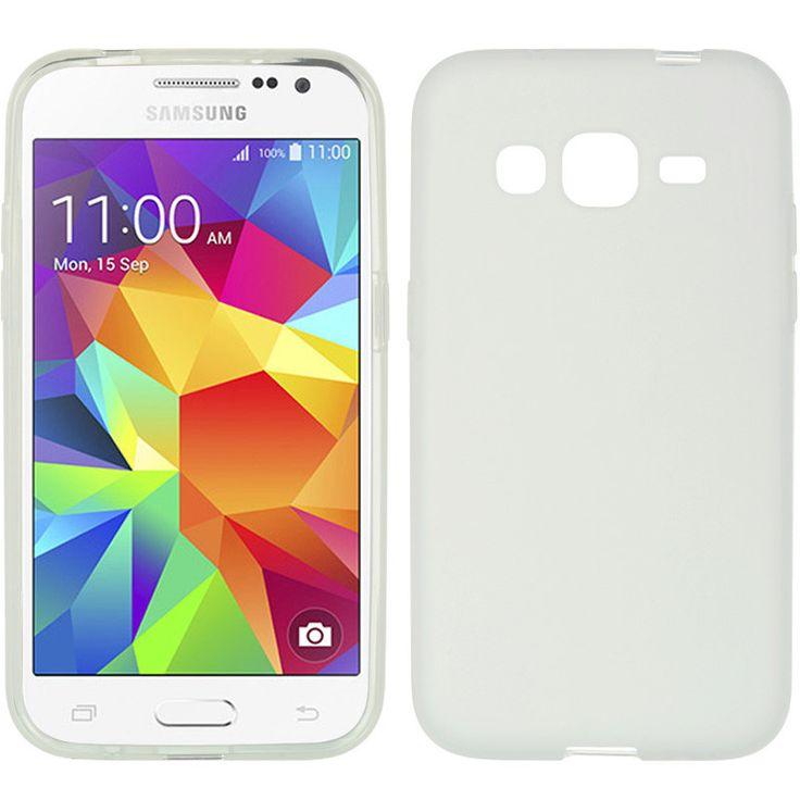 DW Crystal Skin Samsung Galaxy Core Prime Case - Clear