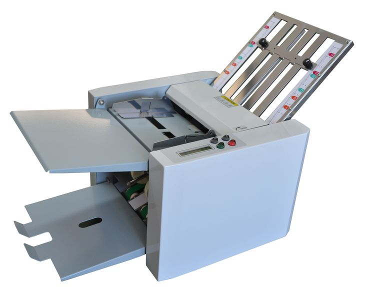 letter folding and machine