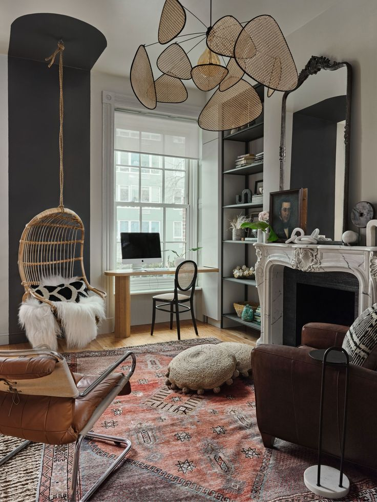 This Historic Brooklyn Brownstone Is All About Intentional