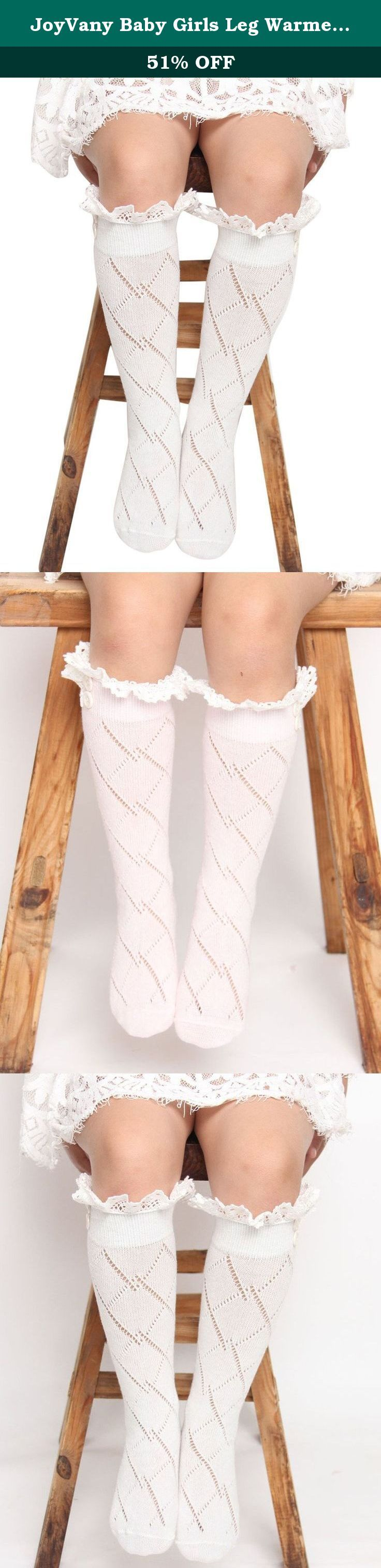 JoyVany Baby Girls Leg Warmers Cotton Cute Knee Socks Unisex Toddler Boot Socks White. JoyVany Baby Girls Leg Warmers Cotton Cute Knee Socks Unisex Toddler Boot Socks 1. JoyVany offers the best leg warmers with premium quality. 2. One size fits all. 3. Great for daily wear 4.Any questions, delivery and after-service, Please feel free to contact us, we will respond you within 24 hours. 5. Standard shipping service need 1-2 weeks and expedited shipping service need only 2-4 days. .