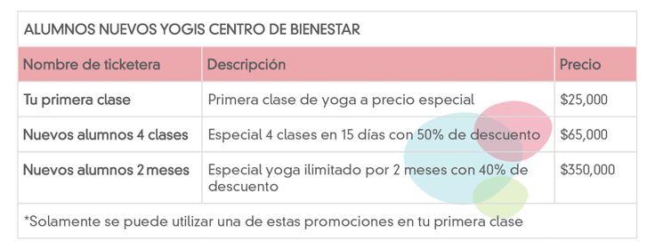 Yoga Bogotá - YOGIS - Clases Yoga Bogotá - Masajes Bogota