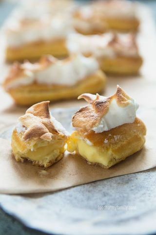 Incredible Eclairs that You Can Make At Home — Easy Eclair Recipes From Delish.com