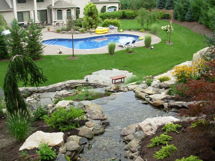 landscape-design-water-fall-pool