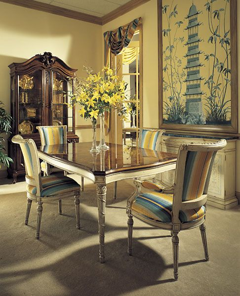 18th Century Dining Table By Karges On HomePortfolio