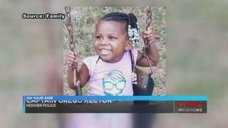 <p>JEFFERSON COUNTY, AL (WBRC) - Hoover police responded to an emergency medical call involving a 2-year-old girl at The Retreat at Rocky Ridge Apartments on Sept. 21.</p><p>Police say the child was i