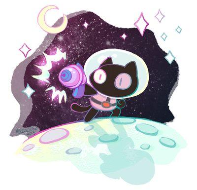 """Cookie Cat!"" Steven Universe  Source Tumblr"
