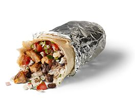Chipotle Mexican Grill - The famously fresh and delicious burritos!
