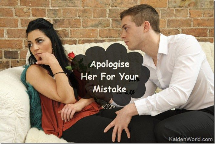 """Apologise Her For Your Mistake-  We have been taught since our childhood that saying """"sorry"""" is the best practice to show your confession. Also, it doesn't prove that you were at fault but shows your values and respect towards the person. You might need to give her some time, Even after you say you 're sorry, but it works. It can be considered as one of the best ways to make your GF happy."""