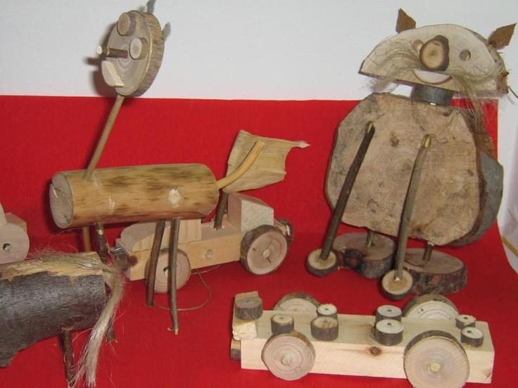 Falegnameria per Bambini di Gino Chabod