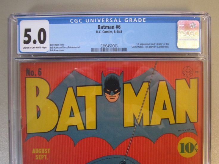 The First Batman