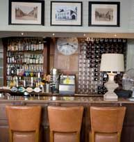 The Bar at The Kings Arms Hotel, Woodstock