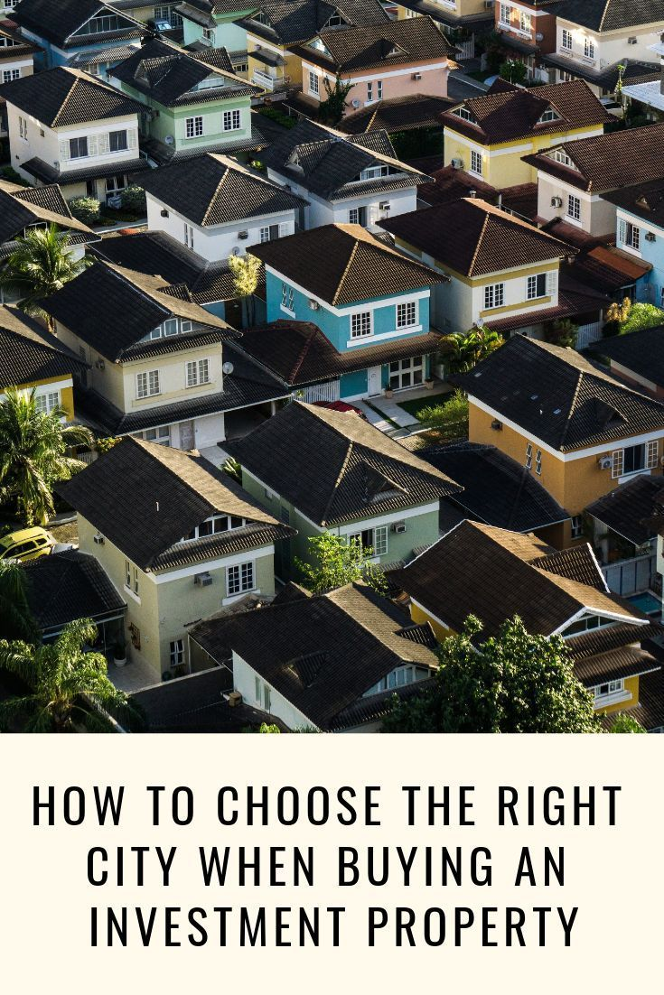 How Can You Invest In Real Estate When The City You Live In Is Really Expensive Choosing The Right Buying Investment Property Real Estate Investing Investing