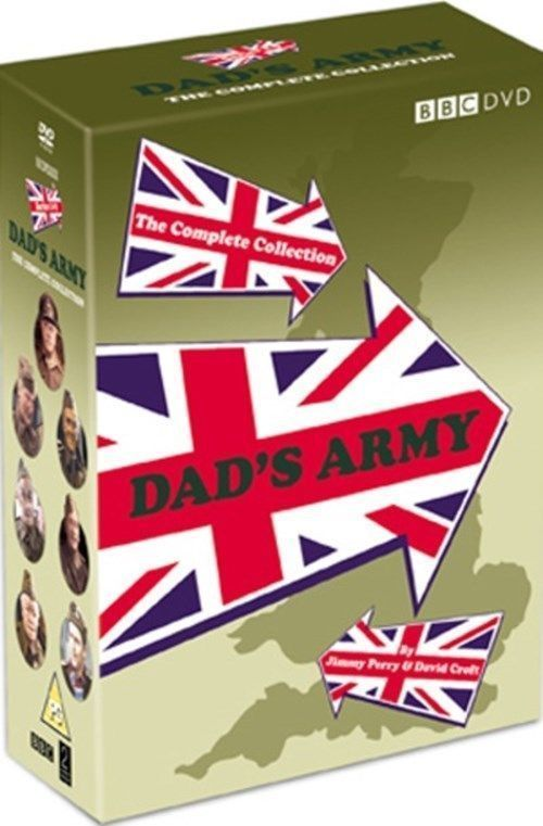 Dad's Army: The Complete Collection dvd Box Set 1-9 Brand New Sealed