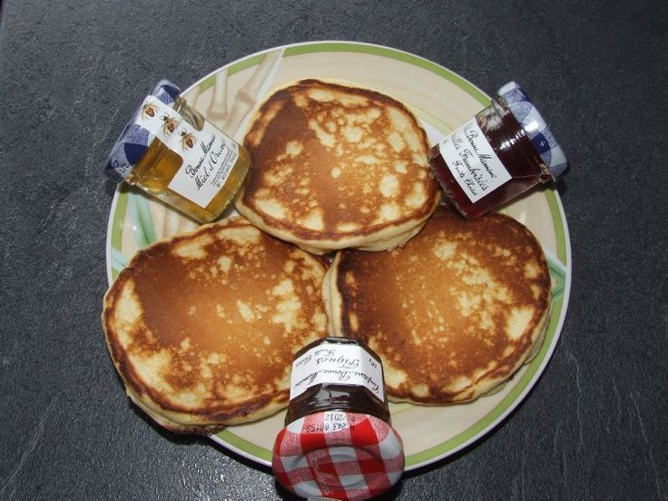 Pancakes au speedy chef