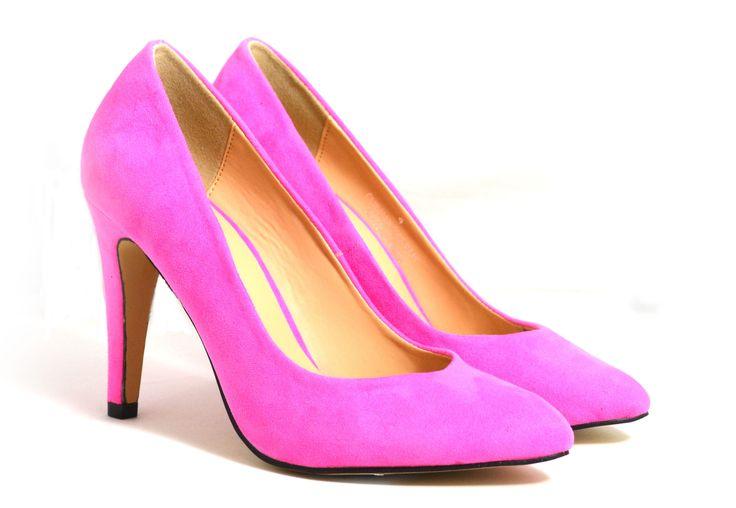 Carlton London Kyna court shoes, Pink
