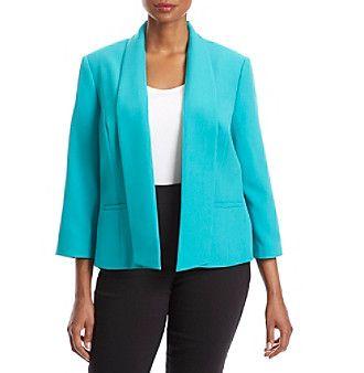 Kasper® Plus Size Blazer Jacket