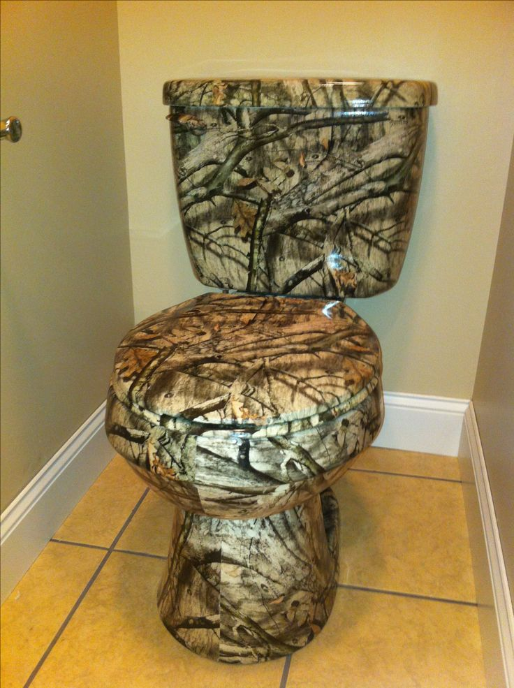 102 best images about hydro dipping on pinterest hydro for Camo bathroom ideas