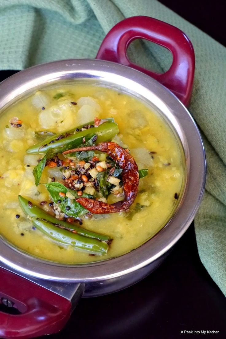 Dosakai pappu / dal is a simple, comforting, and flavorful dish, very popular in Andra cuisine. The vegetable used in this dal prepara...