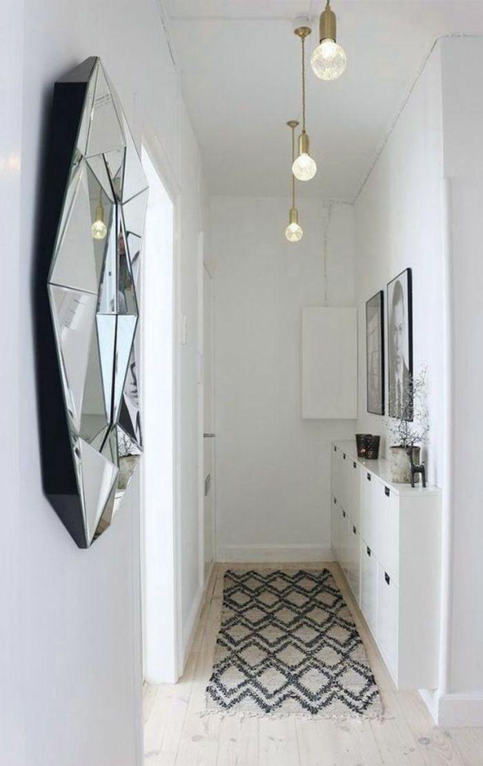 Les 25 meilleures id es concernant miroir rond sur for Miroir etroit