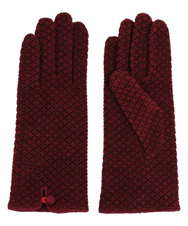 Another great find on #zulily! Tango Red Gloves #zulilyfinds