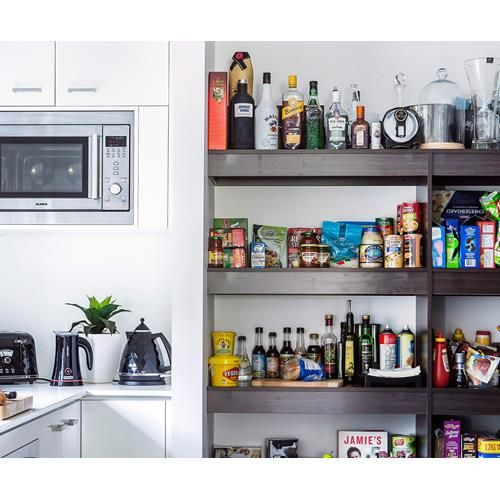 How Unorganised Are Your Kitchen Cupboards? Hereu0027s How To Organise Your  Pantry So You Can