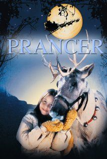Prancer (1989), part of the movie filmed in LaPorte, Indiana. A block from my house.  :)