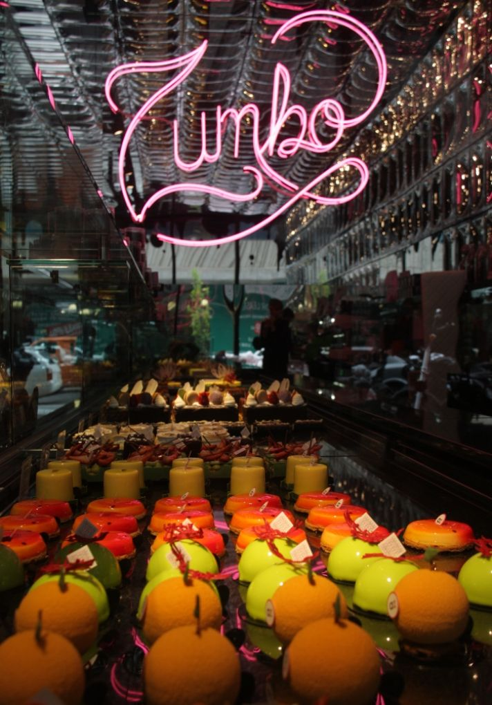 Adriano Zumbo's Melbourne store - design by Elenberg Fraser, Melbourne