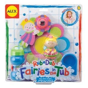 Fairies in the Tub