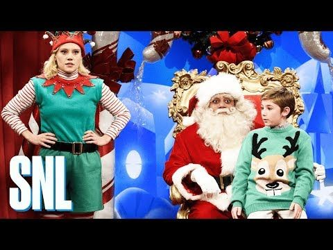 SNL Visit with Santa Cold Open