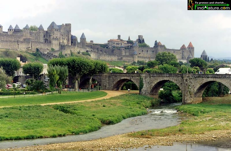 carcassonne bastille day fireworks 2014