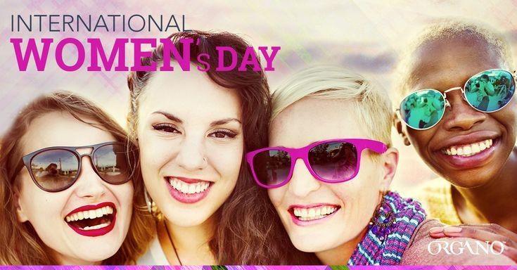 Spotlight on Excellence – The Empowered Women of ORGANO™ – It's International Women's Day! http://davidgenevieve.myorganogold.com/ae-ar/