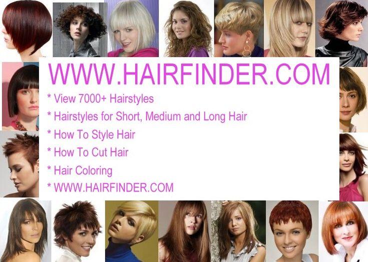 corte de pelo largo - peinado acabado