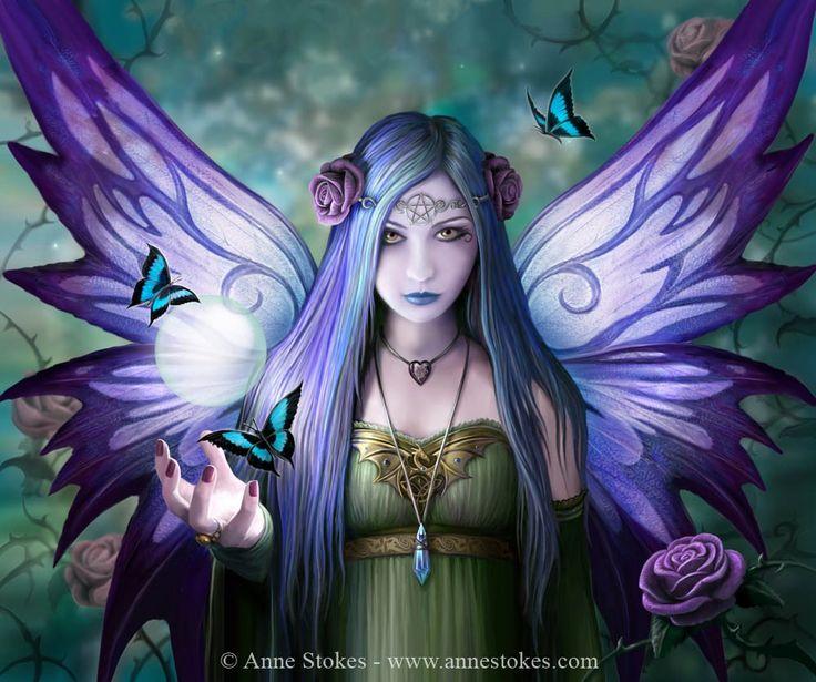 Fae - Anne Stokes - Mystic Aura