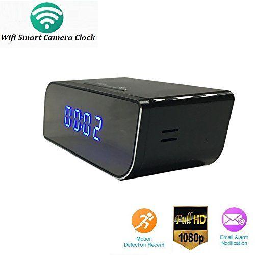 Wifi Spy Camera HD1080P Wireless Hidden Camera Alarm Cloc... https://www.amazon.com/dp/B01J9ZU560/ref=cm_sw_r_pi_dp_x_tW08xb3PFXS6G