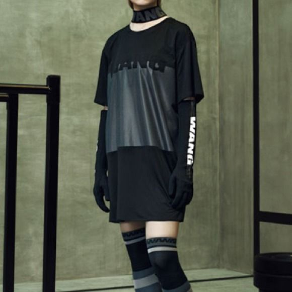 "Spotted while shopping on Poshmark: ""Alexander Wang x H & M Unisex mesh jersey""! #poshmark #fashion #shopping #style #Alexander Wang #Tops"