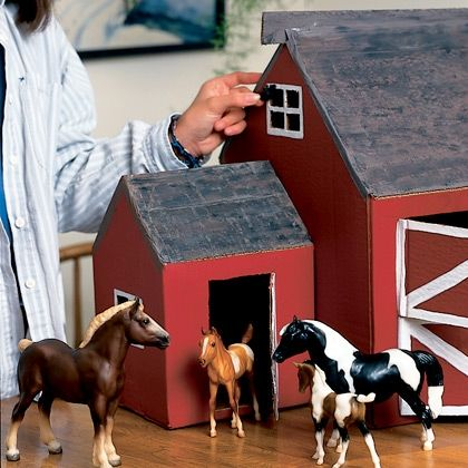 Everyone knows I'm obsessed with Barns--this is a lil diff than the usual lol! Great idea with the kids!