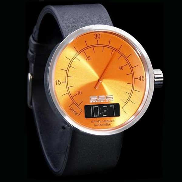 Under Pressure II Orange