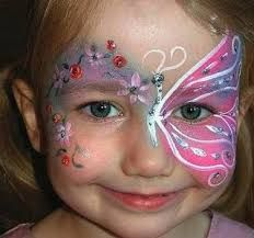 Resultado de imagen para disfraz de bruja maquillaje niña