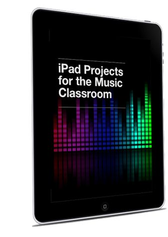 iPad Projects for the Music Classroom: FREE sample GarageBand project from the upcoming ebook  Transforming the Blues in GarageBand for iPad