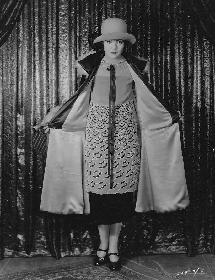 Lois Wilson by E.R. Richee c. 1925