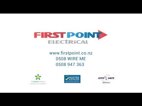 First Point Electrical - Auckland leading electricians