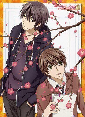 Ritsu y Masamune