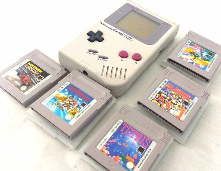 GameBoy v. 1989 funkt. + Spiele Game Boy Konvolut Ferrari Mario Tetris Nintendo | PC- & Videospiele, PC- & Videospiele | eBay!