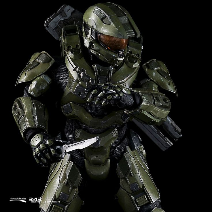 Halo 5 master chief armour.