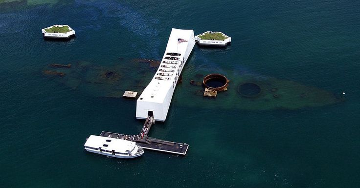 Scienctific Discoveries From Recent Studies Of The Interior Of The USS Arizona