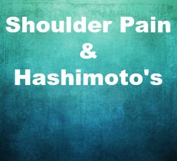 Many women with thyroid conditions report symptoms of shoulder pain. I've experienced the problem personally and have wondered what the link is.