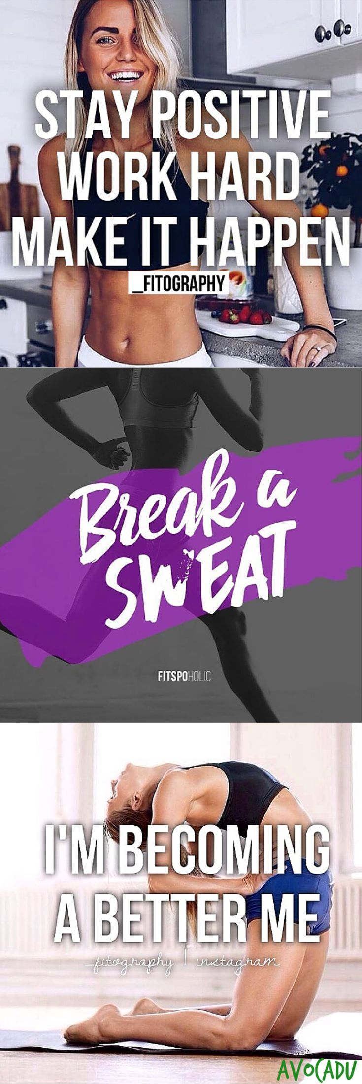 17 Best Getting Fit Quotes On Pinterest