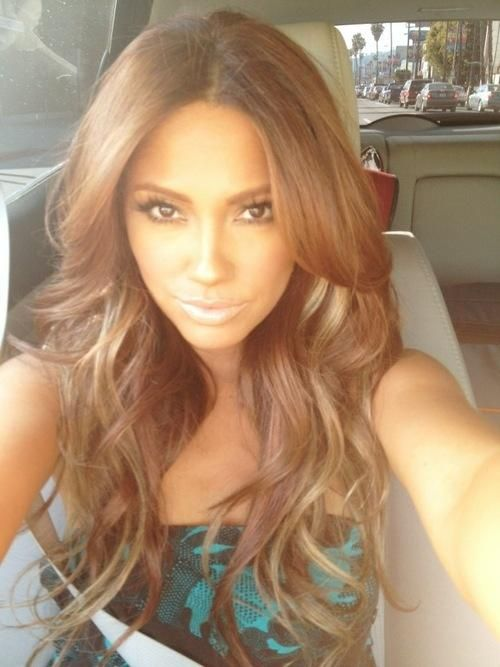 this hair color!! <3